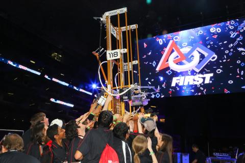 2016 FIRST Robotics Competition FIRST Stronghold