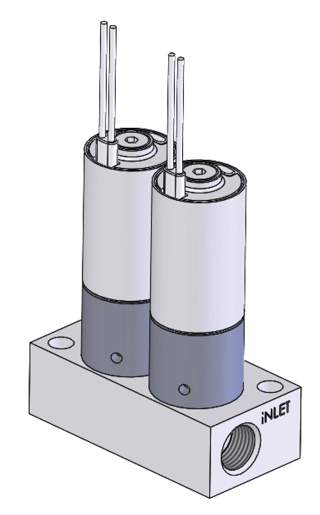 Clippard DVP Series High Flow Proportional Control Valves