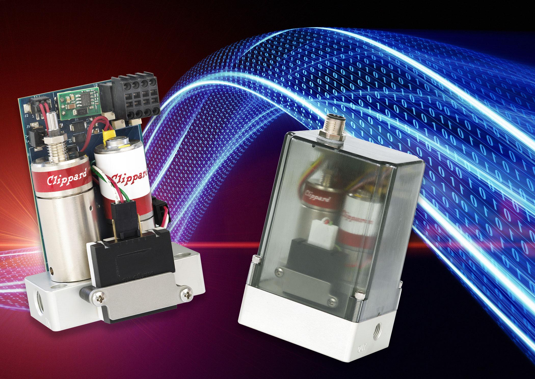 Clippard Cordis: Electronic Flow Controller