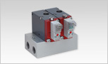 Clippard EGV Series Electronic Poppet Valves