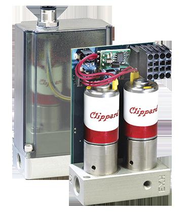 Cordis Electronic Pressure Regulator (EPR)