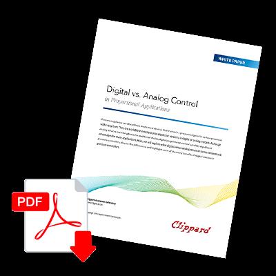 Digital vs Analog Control in Proportional Valve