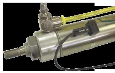 Clippard GMR (Giant Magneto Resistive Sensor) Sensor for Position Sensing