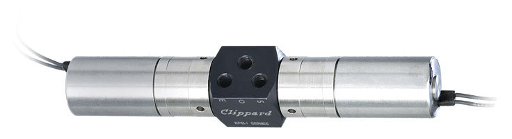 I use the EFB-1DV-24-L proportional fill/blead valve pair for smooth pressure control